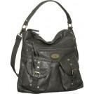 Vitalio Vera Hand bag -  Vitalio Vera Graciela Crossbody Convt. Women's Tote-size Hobo Handbag