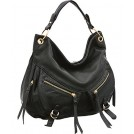 Vitalio Vera Hand bag -  Vitalio Vera Valencia Utilitarian Crossbody Hobo Handbag