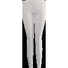 FineBrandShop Ghette -  White Seamless Leggings Full Length