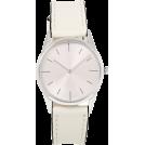 Rocksi Ure -  White Leather Strap C33 Watch