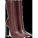 glamoura Boots -  YEEZY Leather boots (SEASON 7)