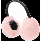 glamoura Hat -  YVES SALOMON Fur ear muffs