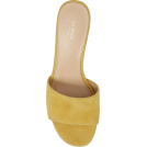 octobermaze  Sandale -  Yellow mule
