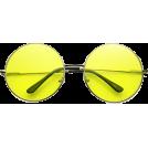 HalfMoonRun サングラス -  ZEROUV oversized hippie sunglasses