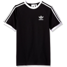 adidas T-shirts -  adidas Originals Men's Originals 3 Strip