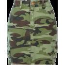 shortyluv718 Skirts -  camouflage print skirt