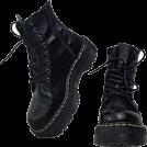 kaiti Smith Boots -  combat boots