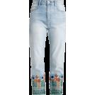 PaoM Jeans -  copenhagen flower jeans