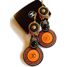 Sabaheta Naušnice -  earrings