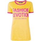 octobermaze  Majice - kratke -  fashion devotion shirt