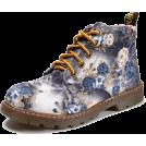 HalfMoonRun Botas -  floral boot