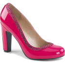 octobermaze  Klasične cipele -  fuchsia pumps