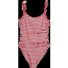 FECLOTHING Grembiule -  halter conjoined strap bodysuit