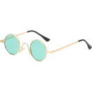 HalfMoonRun サングラス -  hippies small round sunglasses