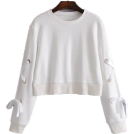 FECLOTHING Maglioni -  hollow long sleeve pullover sweater