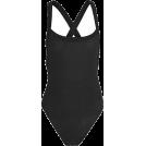 FECLOTHING Grembiule -  houlder strap back cross jumpsuit