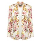 Oasis Suits -  Botanical Iris Jacket