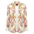 Oasis Abiti -  Botanical Iris Jacket