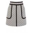 Oasis Skirts -  Joy Jacquard Skirt