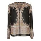 Oasis Long sleeves shirts -  Paisley Mexicana Blouse