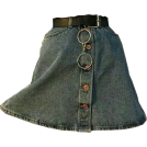 kaiti Smith Skirts -  jean skirt