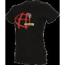 Horsefeathers T-shirts -  nasty - black