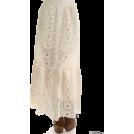 rosebullet(ローズブリット) Skirts -  rosebullet(ローズブリット) フラワーサークルコットンレース
