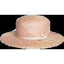 beautifulplace Hat -  pastel straw hat