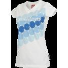 Horsefeathers T-shirts -  peak - white
