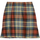 octobermaze  Skirts -  plaid skirt