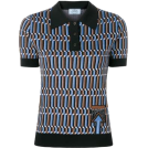 octobermaze  Shirts -  prada polo type top