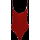 FECLOTHING Grembiule -  print large halter straps bodysuit