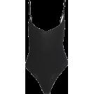 FECLOTHING Overall -  print large halter straps bodysuit