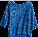 sabina devedzic Pullovers -  Pulover Pullovers Blue