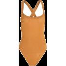 FECLOTHING Grembiule -   shoulder strap back cross jumpsuit