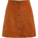 octobermaze  suede skirt