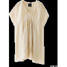 ROSSO(ロッソ) 女士束腰长衣 -  ROSSO 刺繍チュニック