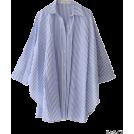 URBAN RESEARCH アーバンリサーチ 女士束腰长衣 -  UR ビッグシルエットチュニック