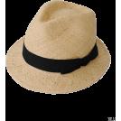 URBAN RESEARCH アーバンリサーチ Hat -  UR jujube リボンラフィアHAT