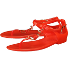 Ralph Lauren 'Karly' Gladiator Sandals Womens - Orange - Sandale - $195.00  ~ 1.238,75kn