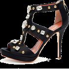 Blumarine Sandals Black - Sandale -