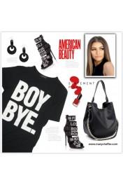 Boy Bye - My look