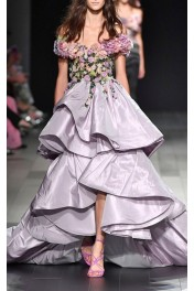Floral Marchesa Gown - My look