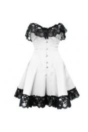 corset dress  - My look