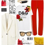 My sets with Polyvore