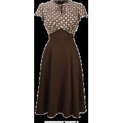 1940s style dress - Dresses -