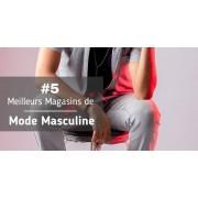 5 meilleurs magasins de mode masculine - Dresses -