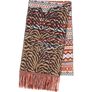 ALANUI Wool and cashmere-blend scarf - Scarf -
