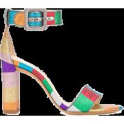 ALEXANDRE BIRMAN Rainbow sandals - Sandals - $400.00