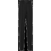 ALEXANDRE VAUTHIER Wool wide-leg pants - Suits - $839.00